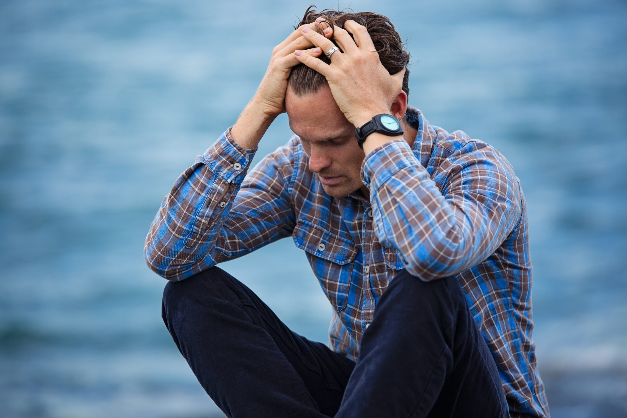 How a Divorce Can Cause PTSD