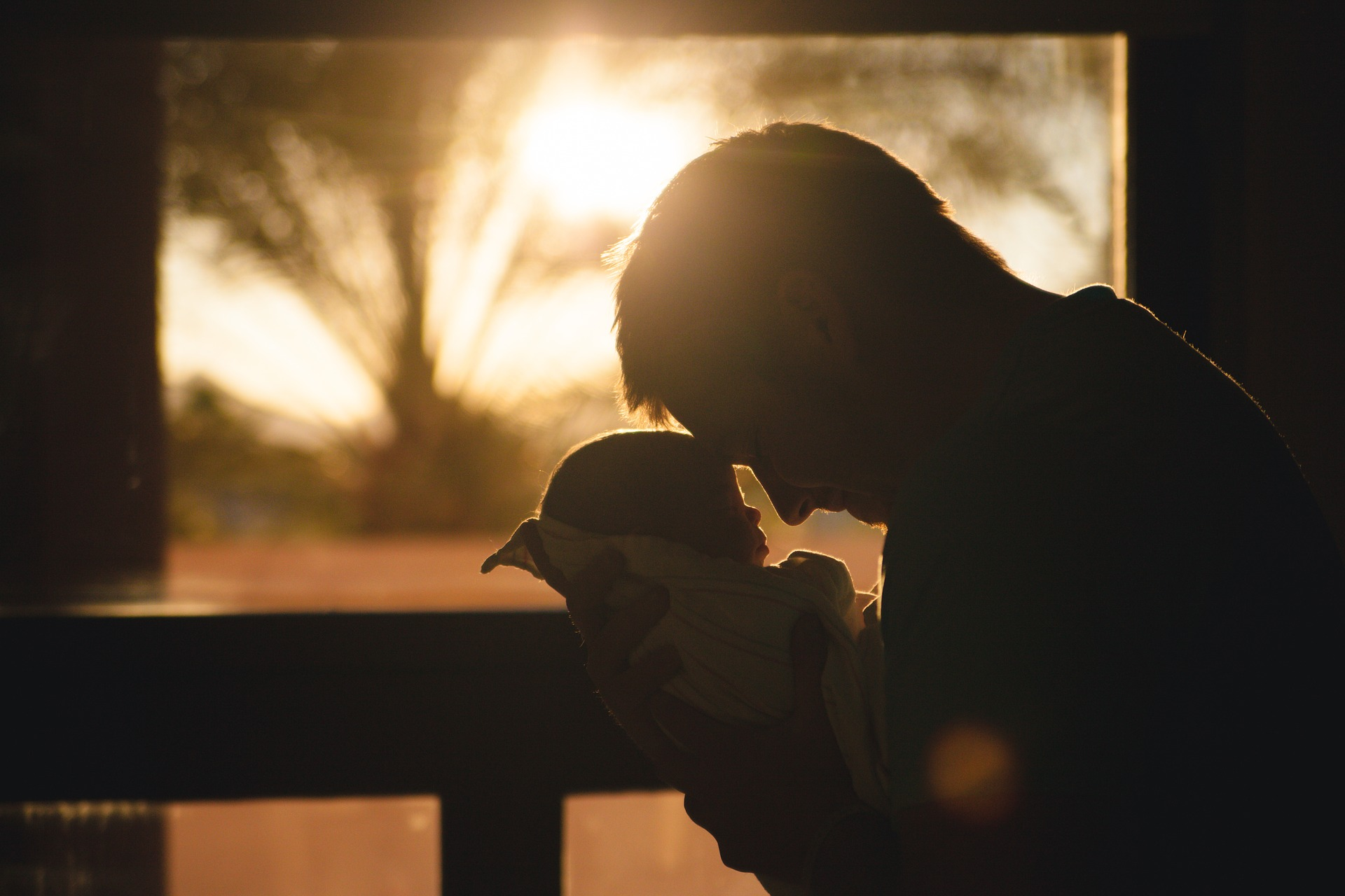Raising Children as a Single Dad